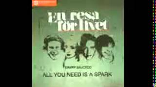 Danny Saucedo - All You Need Is a Spark