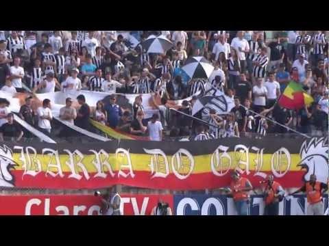 """""""Barra do Galo Incansável!!"""" Barra: Barra do Galo • Club: Futebol Clube Santa Cruz"""