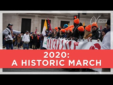 2020: A Historic March