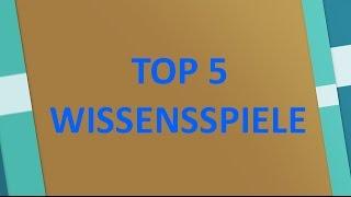 Top 5 Wissens-/Quiz-Brettspiele
