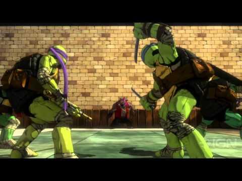 Trailer officiel - Date de sortie révélée de Teenage Mutant Ninja Turtles: Mutants in Manhattan