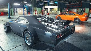 "Car Mechanic Simulator 2018 - ОТРЕМОНТИРОВАЛ DODGE С ""ФОРСАЖ 8"" l НОВИНКА!"