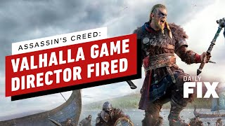 Assassin's Creed: Valhalla Director Fired After Ubisoft Investigation - IGN Daily Fix