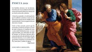 Pascua 2021 - Comunión y Liberación