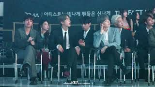 20190424 The Fact Musicawards _BTS Reaction _ TWICE