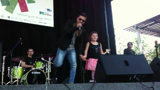 Anthony Callea - Rain (LIVE at Carlton Italian Festa)