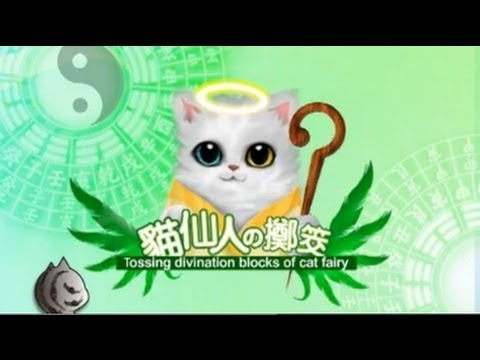 Video of Divining blocks of Fairy Cat