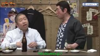 Hài Nhật Bản - Gã bợm rượu càn quấy (VIETSUB)