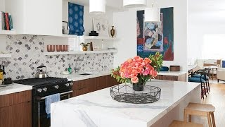MAKEOVER: Stunning Contemporary Kitchen With Lots Of Storage