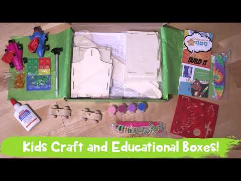 curiosity-box-kids video