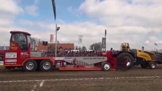 preview picture of video 'Pro Stock 3,5t @ Füchtorf 2013 Tractor Pulling by MrJo'