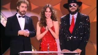 George Jones Wins Top Country Video - ACM Awards 1986