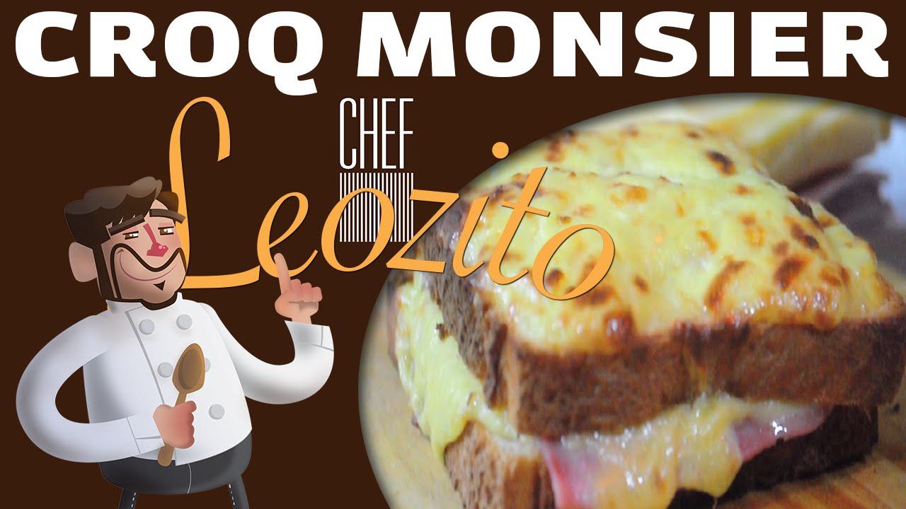 Croq Monsier – Chef Leozito e Cia #3