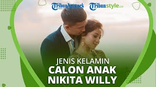 Gelar Acara Gender Reveal, Nikita Willy dan Indra Priawan Ungkap Jenis Kelamin sang Buah Hati