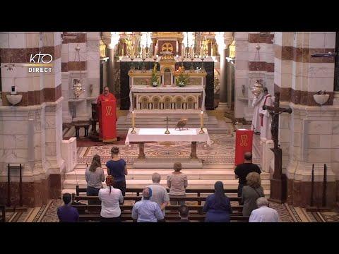 Laudes et Messe du 3 juillet 2021 à Notre-Dame de la Garde
