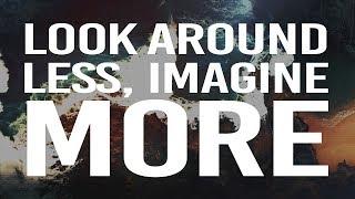 ABRAHAM HICKS - LOOK AROUND LESS, IMAGINE MORE - [ Motivational Speech / Epic Music Mix ]