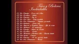 TRIOS Y BOLEROS INOLVIDABLES CD1