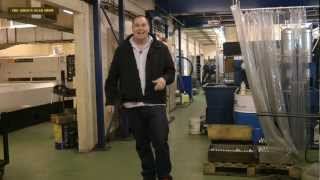 Inside The Factory - Air Arms Tour