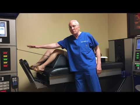 Subkutane mite Behandlung auf dem Rücken Symptom
