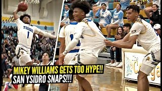 Mikey Williams BRINGS THE HYPE In 54 POINT BLOWOUT!!! Jurian Dixon & Kailen Rains SNAP!