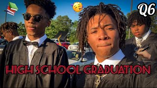 OUR HIGHSCHOOL GRADUATION + AFTER PARTY | Vlog (very Emotional)