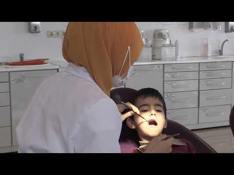 13 bin çocuğa diş tedavisi