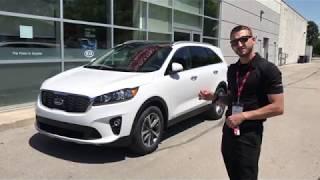 2019 Kia Sorento Ex Premium V6 | 7 Seater| | Kia Of Hamilton | Shane Garrison