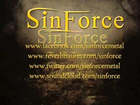 Sinforce Album Teaser 1