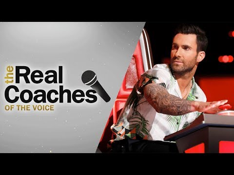 The Voice 2018 - Real Coaches of The Voice, Episode 1: Who Blocked Adam? (Digital Exclusive)