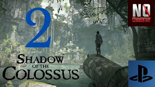 SHADOW OF THE COLOSSUS [Walkthrough No Commentary ITA FULL HD - PARTE 2] - Quadratus e Gaius