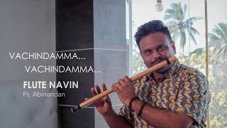 Vachindamma Flute Cover - Geetha Govindam   Vijay Devarakonda, Rashmika   Ft. Abinandan