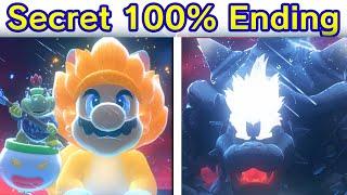 Bowser's Fury - Final Boss & Secret Ending (100%) [4K HD] Super Mario Vs. Ultimate Fury Bowser