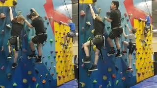 KAC Rock Climbing Social Event