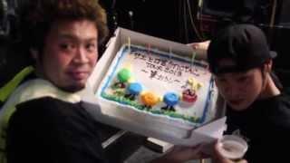 サイプレス上野とロベルト吉野『「TIC TAC」 TOUR 2013~筆おろし~』 2013.5.11(土)@神奈川 CLUB LIZARD YOKOHAMA レポート