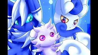 Espurr And Meowstic