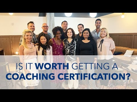 Is It Worth Getting A Coaching Certification? - YouTube