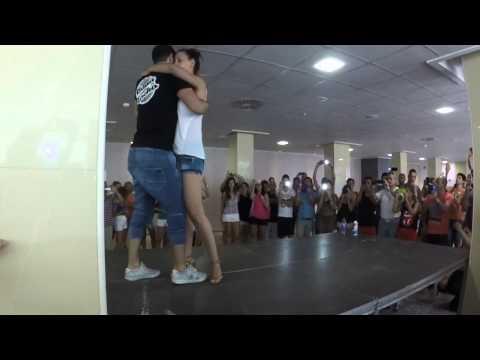Eneko & Cristina CULLERA SALSA FESTIVAL 2015