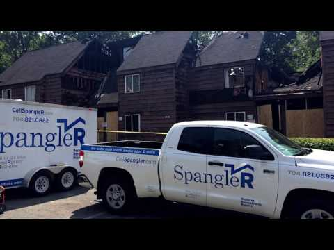 Spangler Restoration: We Provide Emergency Restoration Services in Charlotte, NC & Surrounding Areas