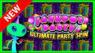 😳 EVERYONE WAS STARING AT ME 😳 I WAS MAKING A HUGE SCENE on JACKPOT PARTY ULTIMATE SPIN! SDGuy1234