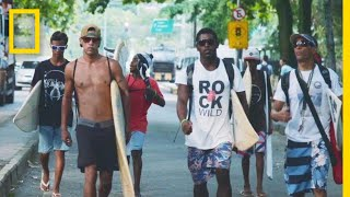Meet the Surfers Redefining Brazil
