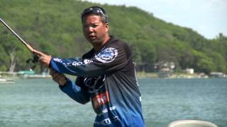 How to fish for smallmouth bass using jerkbaits