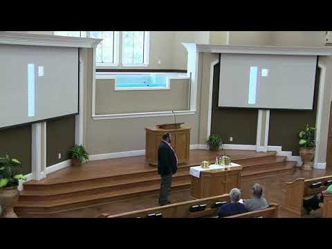 A Congregation That Pleases God by Rusty Springer