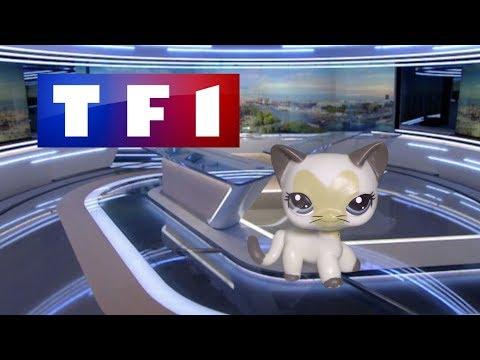 { LPS } TF1 Journal Télévisé Parodie !
