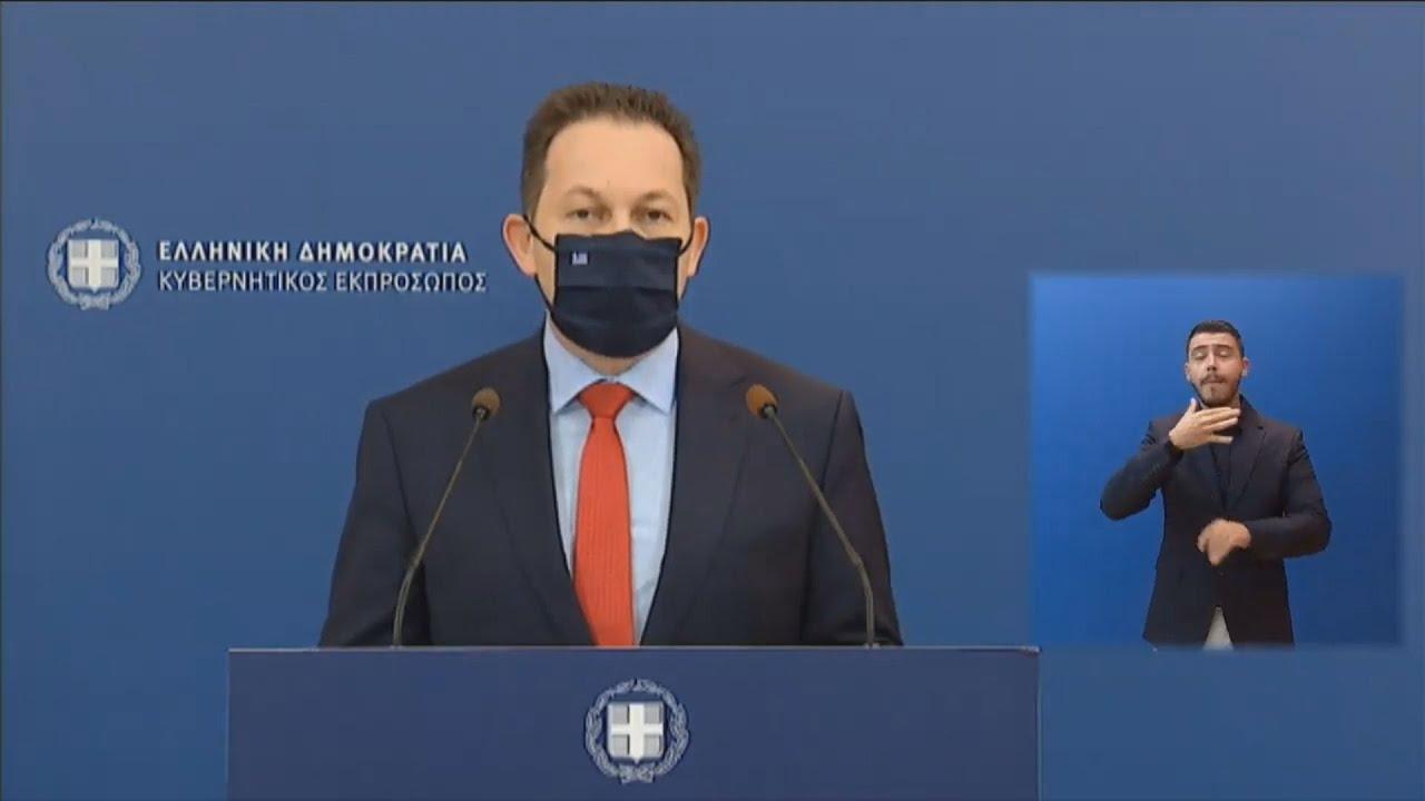 Στ. Πέτσας: Ο πρωθυπουργός θα θέσει στο Ευρωπαϊκό Συμβούλιο τις τελευταίες τουρκικές προκλήσεις