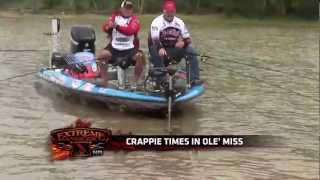 Season 10 - Crappie times in `Ole Miss