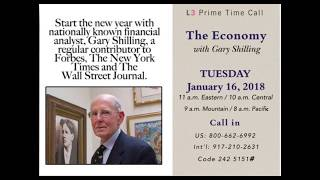 Prime Time Call Gary Shilling