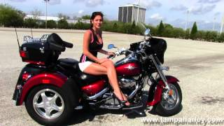 Used 2007 Suzuki Boulevard C90 Trike for sale