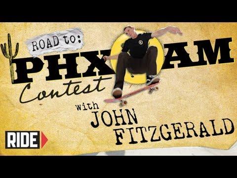 John Fitzgerald - Road To PHX AM