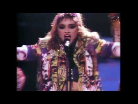 Madonna - Holiday at The Virgin Tour HD 1080p