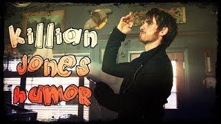 Killian Jones Humor || Uptown Funk